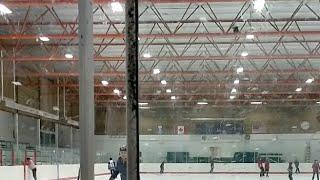캐나다 아이스링크 Ice Skating