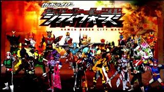 kamen rider city wars forever.. #仮面ライダー #シティウォーズ #kamenrider.