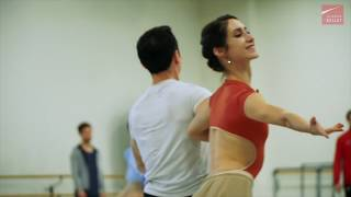 Colorado Ballet's The Nutcracker: Rehearsals