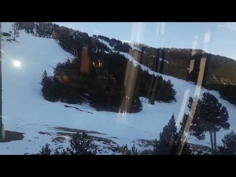 Falta de nieve en Andorra-Lack of snow in Andorra