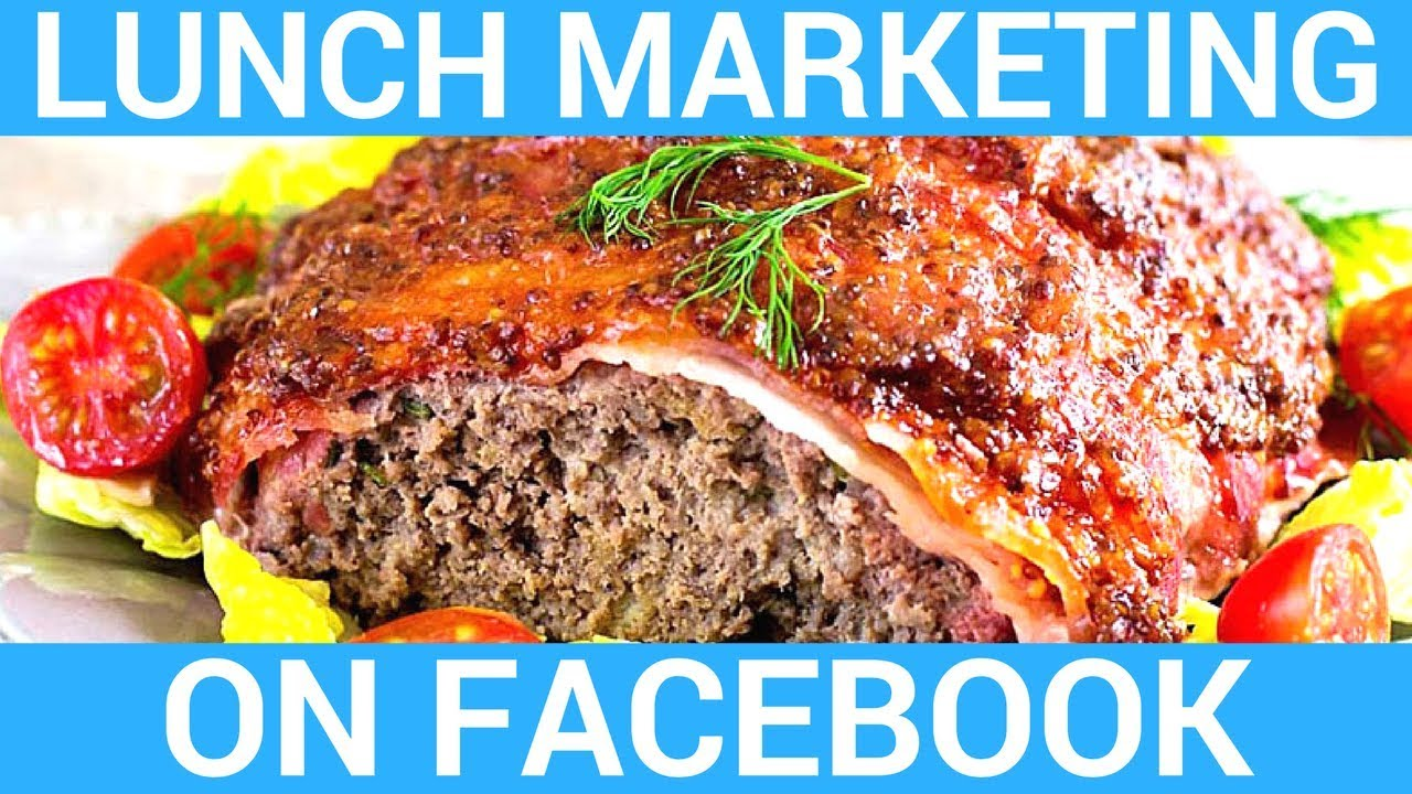 Easy Lunch Marketing for Restaurants on Facebook