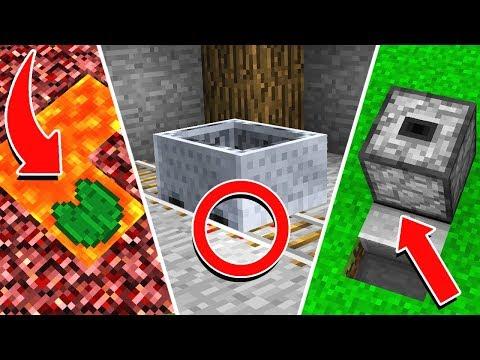 8 Minecraft GLITCHES THAT WILL BLOW YOUR MIND!