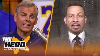 Chris Broussard discusses AD