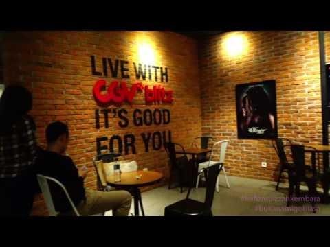 Jakarta, Indonesia - CGV Blitz Cinema, Grand Indonesia