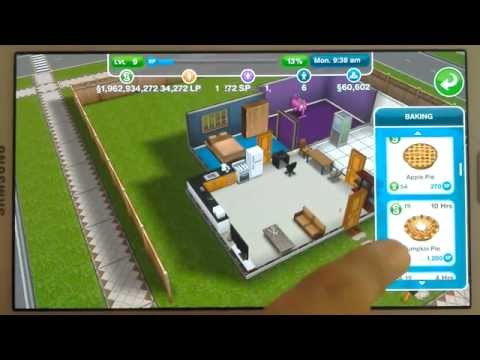 The Sims Freeplay - Ocean View Estate