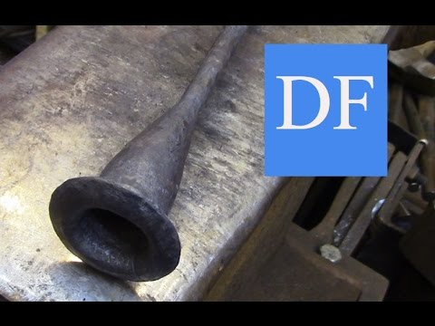 Blacksmithing For Beginners - Classic Candle Cup