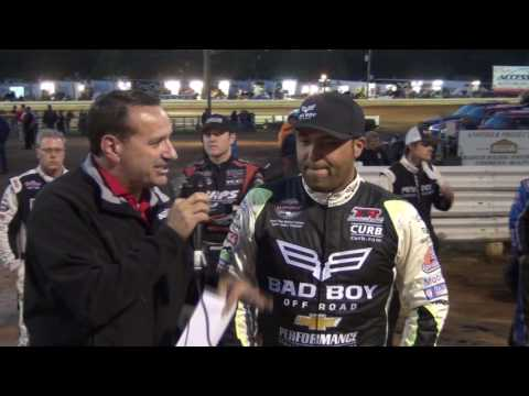 Lincoln Speedway World of Outlaws Highlights 5-19-16