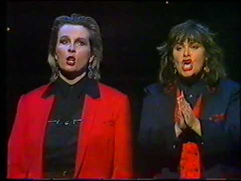 FRENCH & SAUNDERS  I KNOW HIM SO WELL!