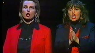 "FRENCH & SAUNDERS - ""I KNOW HIM SO WELL""!"