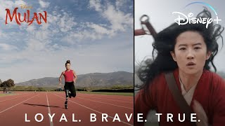Start Streaming Friday | Mulan - Loyal. Brave. True. | Disney+