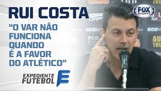 'ARBITRAGEM TERCEIRIZADA', Diretor do Atlético-MG detona arbitragem