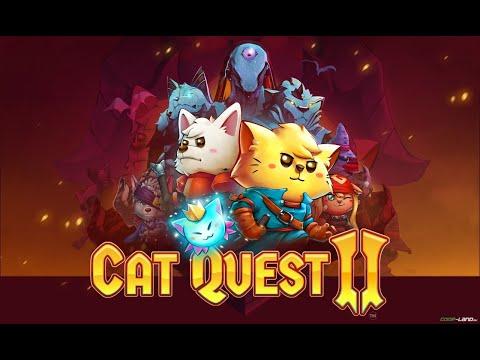Cat Quest II gameplay |