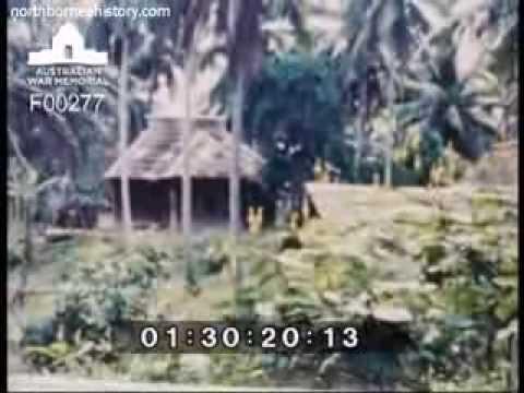 Kudat, Jesselton & Sandakan North Borneo (Sabah) Weeks After WWII (1945)