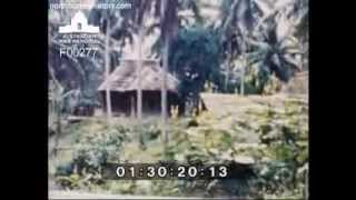 Kudat, Jesselton & Sandakan North Borneo (Sabah) Weeks After WWII (1945)