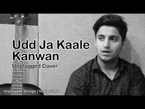 Udd Ja Kaale Kanwan | Ghar Aaja Pardesi | Unplugged Cover | Vicky Singh | Gadar | Udit Narayan |