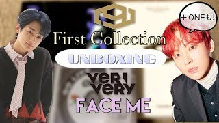 【Unboxing】VERIVERY(베리베리) - 「FACE ME」&  SF9(에스에프나인) - 「First …