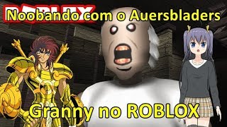 [lost video] Noobando with Auersbladers-Granny on Roblox!