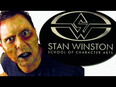 ZOMBIE INVASION: Behind the Scenes with Stan Winston School
