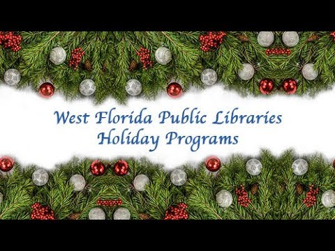 West Florida Public Libraries Youtube
