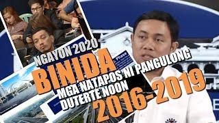 2020 na! Sec. Villar - World Class Achievement ngayon ni PRRD pinakita sa Media