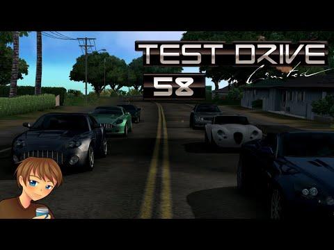 TEST DRIVE: UNLIMITED #058 - Lila Lamborghini lässig liefern ■ Let's Play TDU