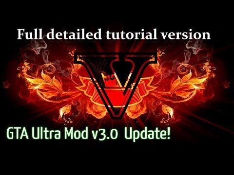 PS3 Detailed Tutorial (noob version) - of how to install & use KMZ GTA Ultra Mod! v3.2 is out!