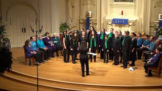 191215 3 Es ist ein Ros entsprungen (Jansson), SSSAAA -- Young Musicians Chorus