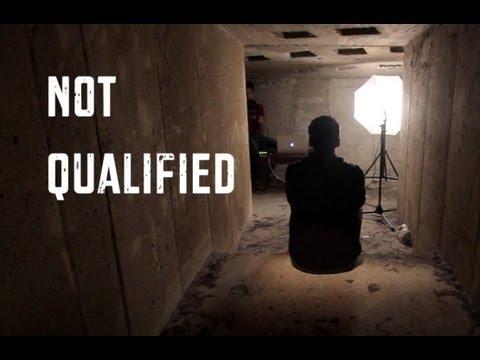 Not Qualified (Spoken Word Poem)