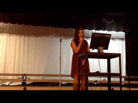 SISSONVILLE MIDDLE SCHOOL - KAROKE NITE- TASHA BICKLEY