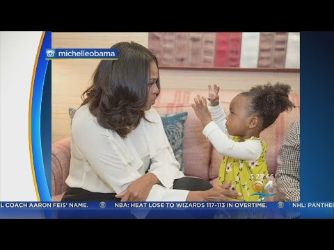 Trending: Awe Struck Girl Meets Michelle Obama