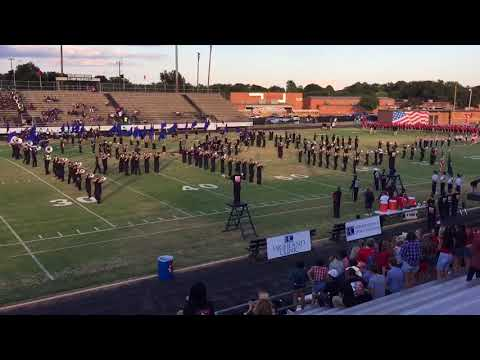 "Parkway High School's Pride of Pantherland ""Fight Song"""