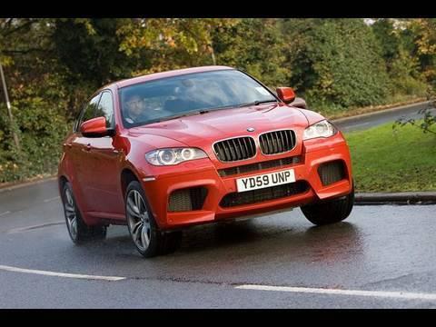 autocar.tv: BMW X6 drive - by Autocar.co.uk