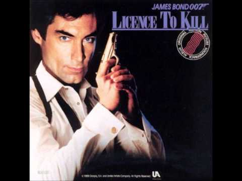 "Licence to Kill (1989) Soundtrack ""Wedding Party"