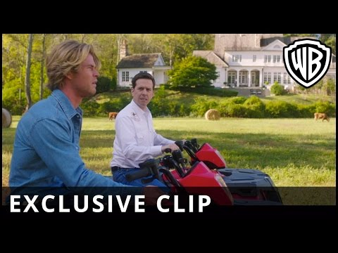 Vacation - Are there helmets? clip -  Warner Bros. UK