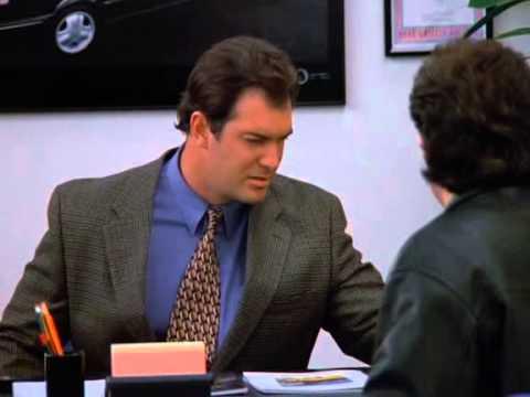 Watch Seinfeld The Car Dealership