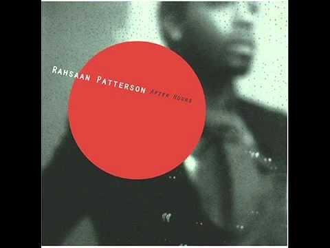 Rahsaan Patterson - You Make Life So Good mp3