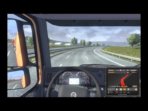Let's play Euro Truck Simulator 2 #014 Sightseeing tour nach Bern