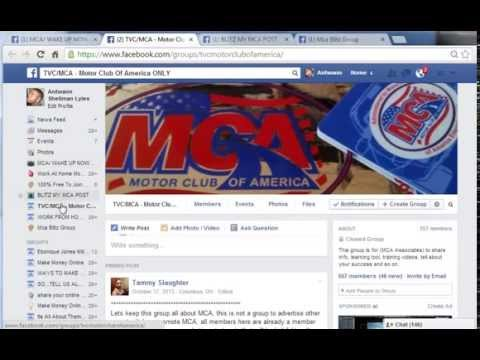 Mca 2015 Facebook Training Groups To Join Motor Club