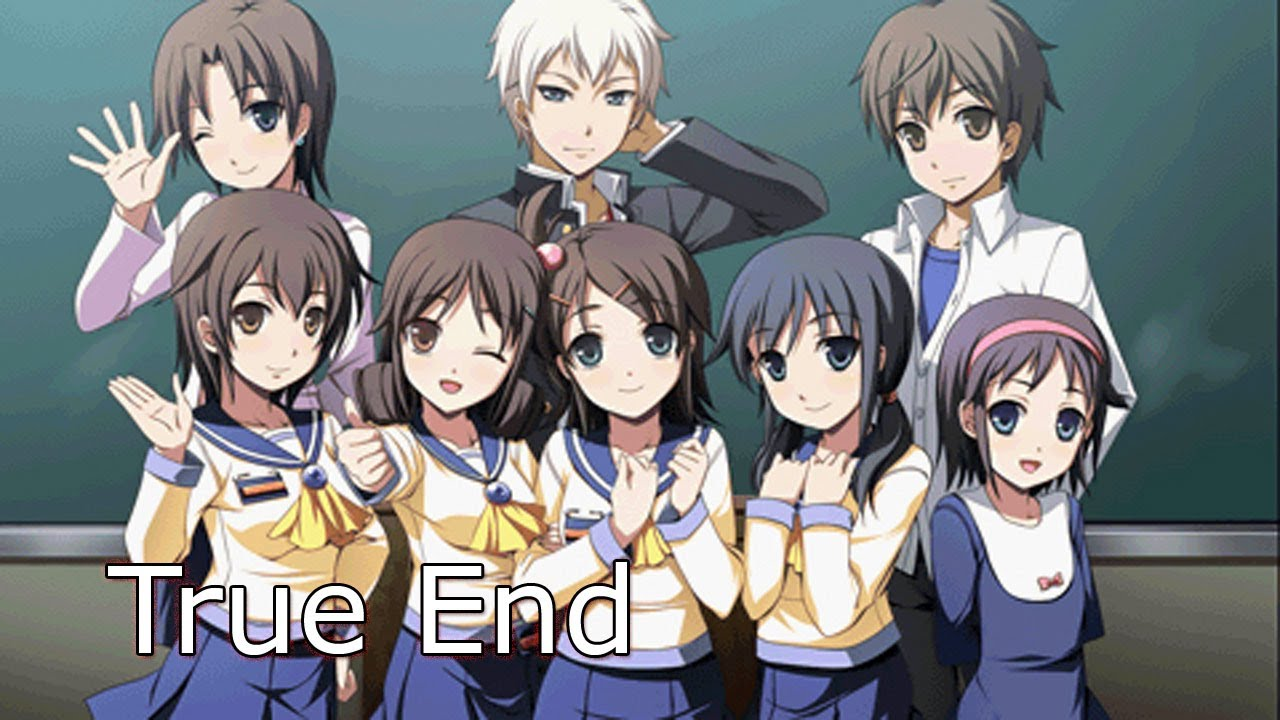 Corpse Party Part 22 True Ending Youtube