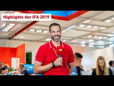 Highlights vom AVM-Stand bei der IFA 2019