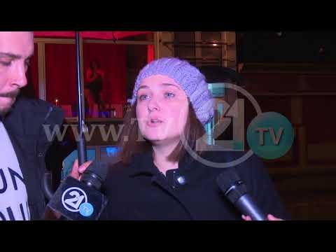 Скопје вечерва доби излог со разголени девојки во пресрет на Маршот на црвените чадори