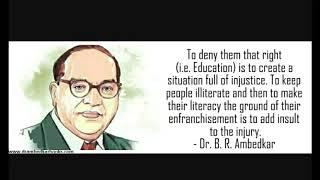 Dr. B.R. AMBEDKER Jayanti