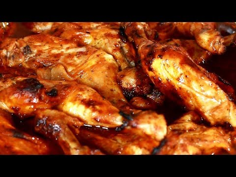 Sunday Dinner How To Make The Worlds Best Oven Baked Chicken With |BBQ Sauce !!