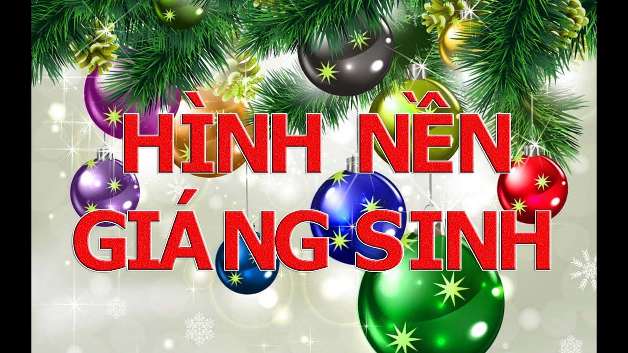 Hình Chúc Giáng Sinh 2020 AN Lành, Ấm Áp sôi động