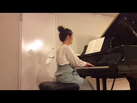 6 Encores Wasserklavier / Luciano Berio / Yukiko Kojima (piano) 6つのアンコール 水/ベリオ/小島由記子(ピアノ)