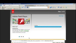 how to download adobe flash player  Learn how to install adobe flash player