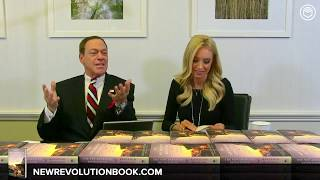 """Kayleigh McEnany Book Signing & Interview 