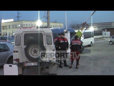 Plagosja dje në Selitë, policia aksion të madh në Fushë - Krujë, një person në pranga