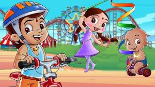 Chhota Bheem - The Grand Dholakpur Fun Fair | Cartoon for Kids in Hindi
