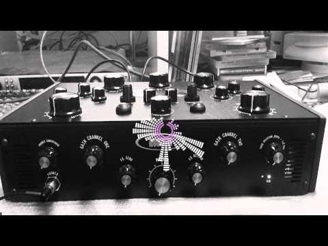Urei 1620 , Bozak CMA10-2DL , DJR400 , DN78 valve, Rotary